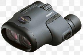 Binoculars - Binoculars Pentax Porro Prism Eyepiece Focus PNG