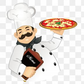 Pizza's Chef - Pizza Italian Cuisine Chef Salad Antipasto PNG