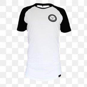 T-shirt - T-shirt Sleeve White Shaka Sign PNG