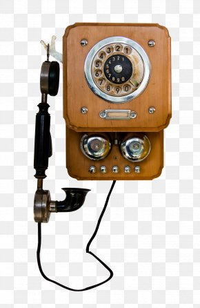 Vintage Telephone - Telephone Pixabay Icon PNG