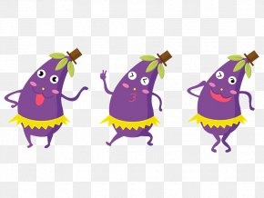 Eggplant - Eggplant Jam Child Cognition Food PNG