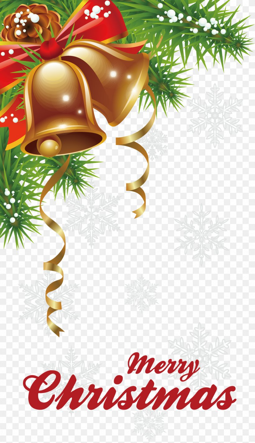 Christmas Ornament Jingle Bell New Year, PNG, 1108x1925px, Christmas, Bell, Branch, Christmas Decoration, Christmas Ornament Download Free