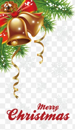 Christmas Bells Elements - Christmas Ornament Jingle Bell New Year PNG