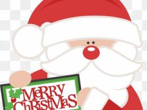Chalkboard Snowman - Clip Art Santa Claus Christmas Ornament Candy Cane Illustration PNG