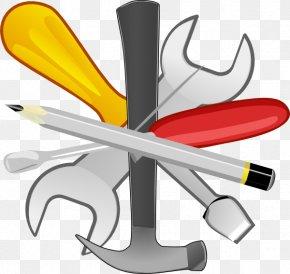 Computer Tool Cliparts - Hand Tool Free Content Clip Art PNG