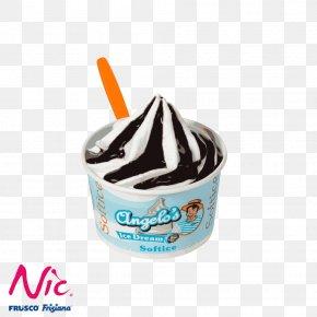 Ice Cream - Ice Cream Cones Sundae Milkshake PNG