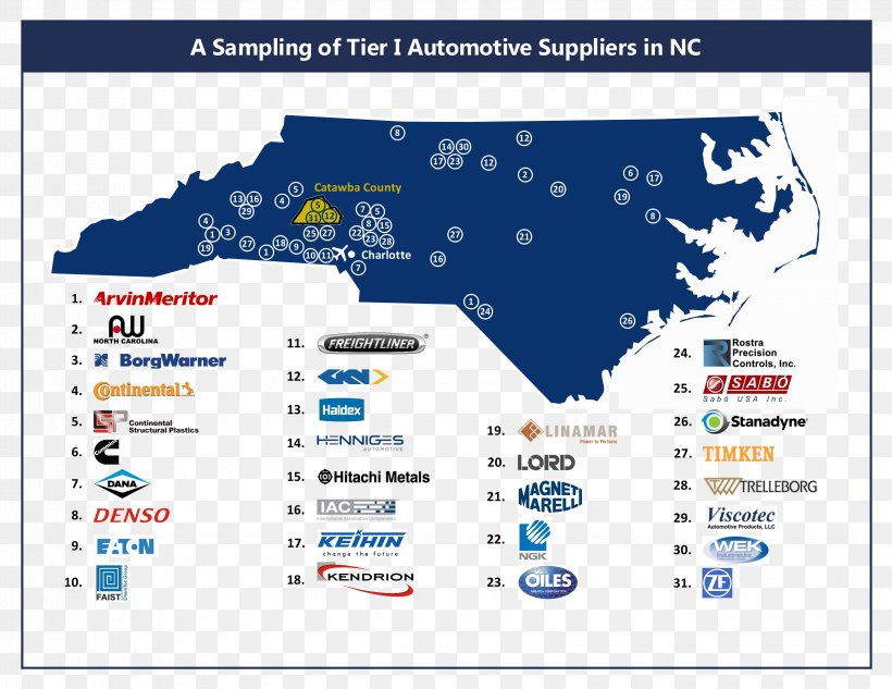 Map Western North Carolina Automotive Industry Manufacturing, PNG, 3300x2550px, Map, Area, Automotive Industry, Automotive Supplier, Gkn Driveline Download Free