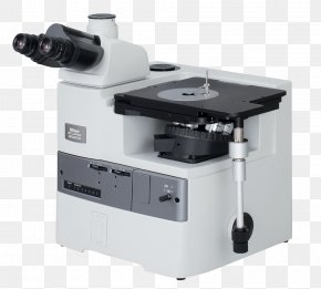 Microscope - Inverted Microscope Metallography Optics Nikon Instruments PNG