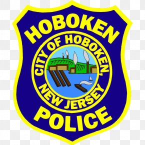 Police Car Chase - Hoboken Police Department Police Officer Badge Detective PNG