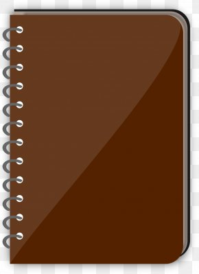 Notebook - Book Clip Art PNG