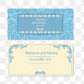 Wedding Invitation Card Vector - Wedding Invitation Marriage Euclidean Vector PNG