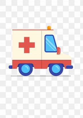 Ambulance - Ambulance Vehicle Icon PNG
