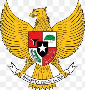 Symbol - National Emblem Of Indonesia Garuda Logo PNG
