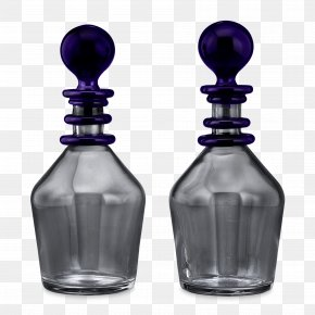 Glass - Glass Bottle Decanter PNG