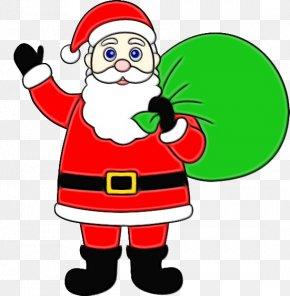 Christmas Elf Christmas - Santa Claus PNG