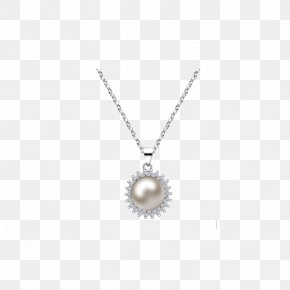 Quality Pearl Pendant Necklace - Locket Pearl Necklace Pearl Necklace Pendant PNG