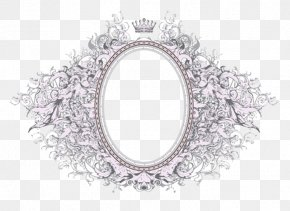 Hand-painted Mirror - Ornament Picture Frame Drawing Photography PNG