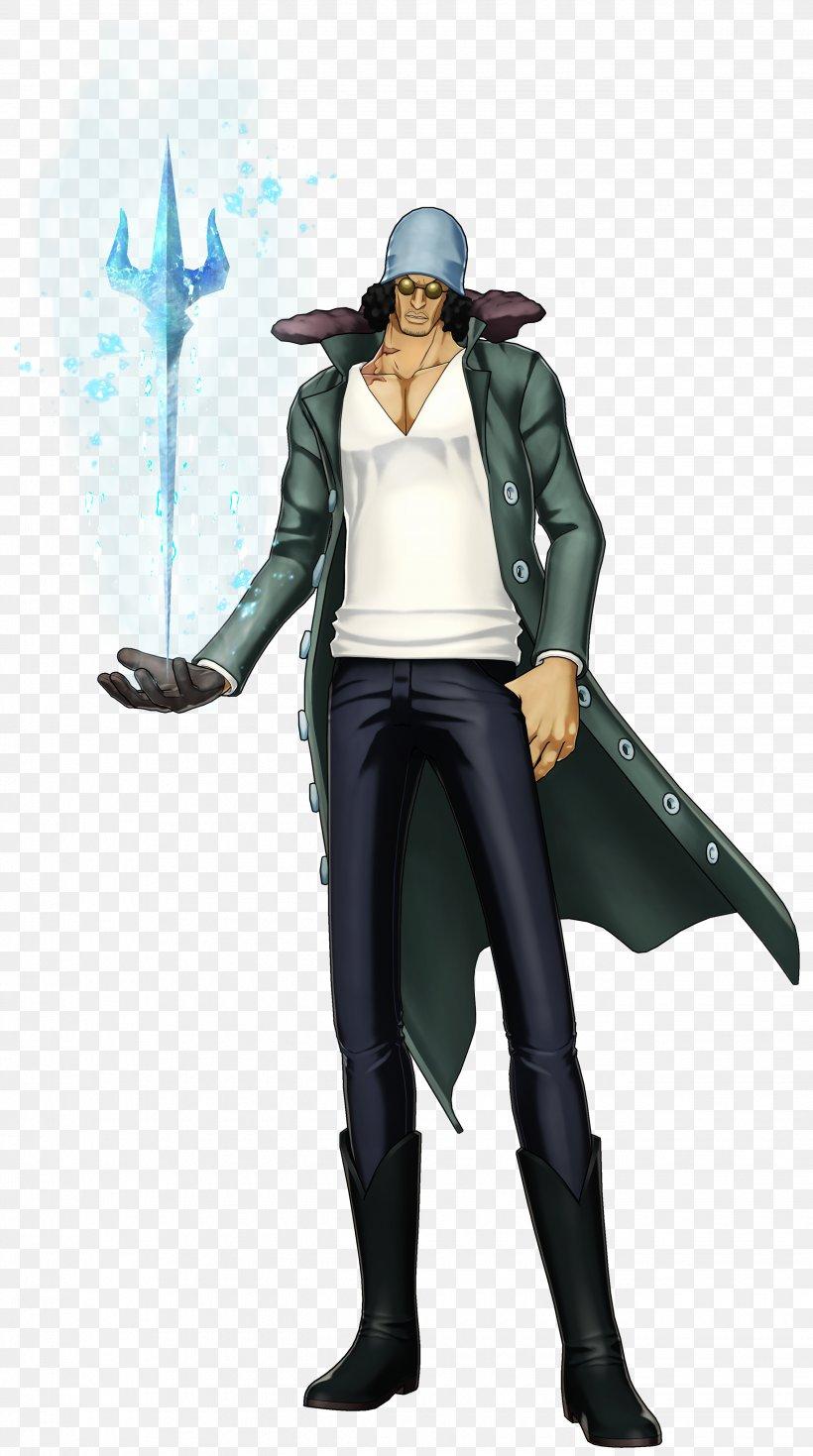 Akainu One Piece: World Seeker Crocodile Monkey D. Luffy Kuzan, PNG, 2650x4750px, Akainu, Action Figure, Bandai Namco Entertainment, Costume, Crocodile Download Free