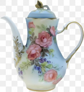 Tea - Jug Teapot Coffee Teacup PNG