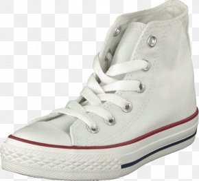 Chuck Taylor - Sneakers Chuck Taylor All-Stars White Converse Shoe PNG