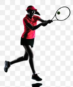 Tennis Player Backlit Photo - Tennis Stock Photography Royalty-free PNG