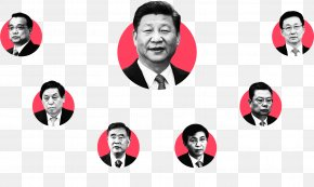 Chinese Party - Politburo Standing Committee Of The Communist Party Of China Leadership General Secretary Of The Communist Party Of China PNG