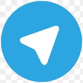 Icon Download Telegram - Telegram Logo Computer Software PNG