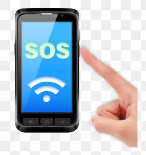SOS Phone - Feature Phone Smartphone Mobile Device PNG