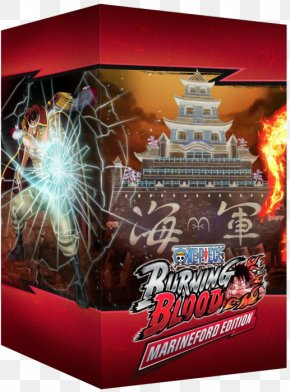 Edward Newgate - One Piece: Burning Blood One Piece: Unlimited World Red One Piece: Pirate Warriors 3 PlayStation 4 Xbox One PNG