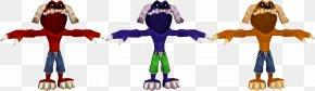 Crash Bandicoot - Crash Of The Titans Mafia II Video Game Crash Bandicoot PNG