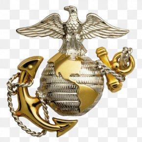 United States - Eagle, Globe, And Anchor United States Marine Corps PNG