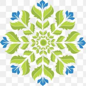 FLOWER PATTERN - Paper Flower Pattern PNG
