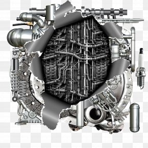 Diablo Machinery Industrial Revolution Steampunk Steam Engine - Industrial Revolution Steam Engine Machine PNG