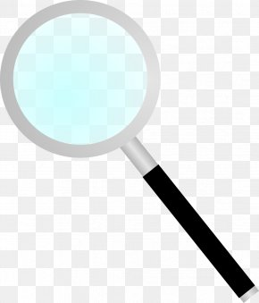Magnifying Glass - Magnifying Glass Lens Transparency And Translucency PNG