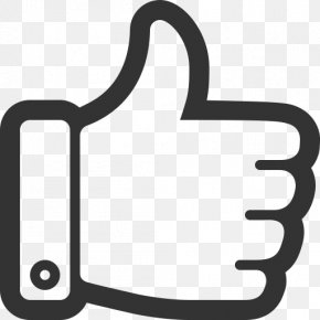 Like Symbols - Like Button Thumb Signal PNG