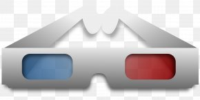 Glasses - Polarized 3D System Cinema 3D Film Clip Art PNG