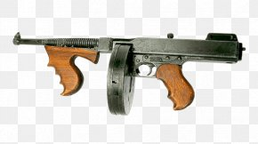 Machine Gun - Trigger Firearm Machine Gun Image PNG