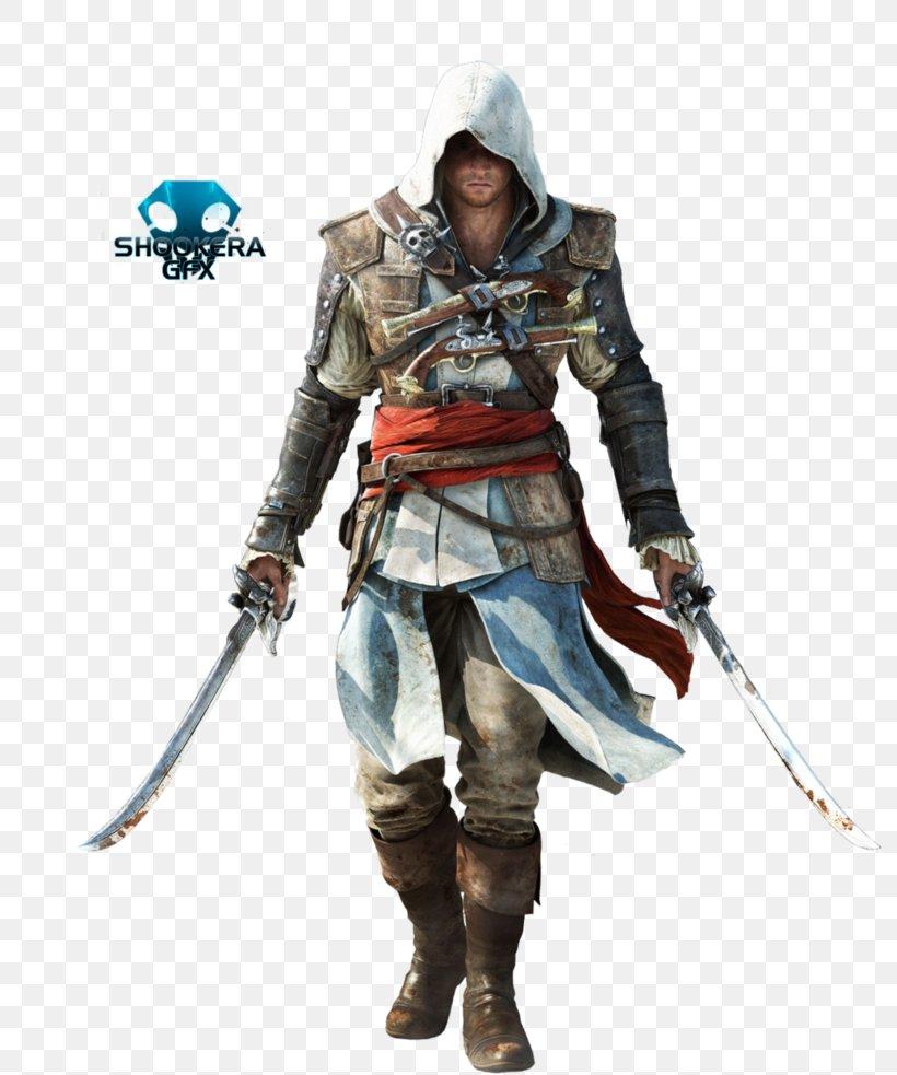 Assassin's Creed IV: Black Flag Ezio Auditore Assassin's Creed III: Liberation, PNG, 812x983px, Assassin S Creed Iv Black Flag, Action Figure, Arno Dorian, Assassin S Creed, Assassin S Creed Ii Download Free