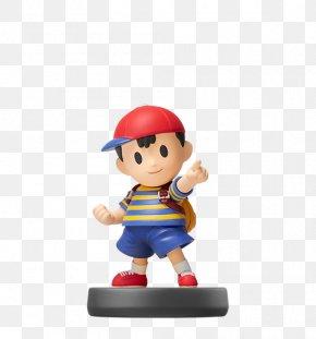 Nintendo - EarthBound Super Smash Bros. For Nintendo 3DS And Wii U Super Smash Bros. Brawl PNG