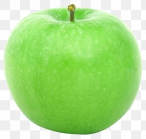 Green Apple - Granny Smith Apple PNG