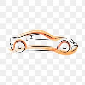 Automotive Artwork - Cartoon PNG