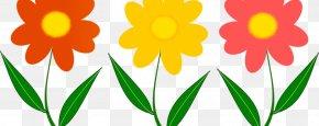 Flower Pot Head - Clip Art Vector Graphics Floral Design Image PNG