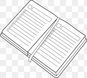 Student Planner Cliparts - Clip Art PNG