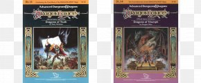 Book - Dungeons & Dragons Tiamat Dragons Of Triumph Hoard Of The Dragon Queen Book Of Vile Darkness PNG