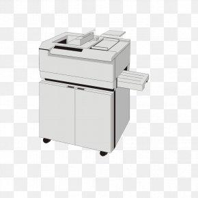 White Printer Image - Printer Cartoon PNG