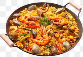 Cooking - Spanish Cuisine Paella Spain Spanish Omelette Tapas PNG