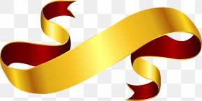 Vector Hand Painted Gold Satin - Euclidean Vector Gold PNG
