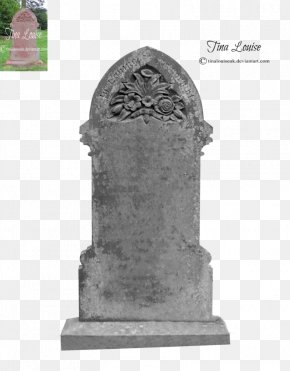 Cemetery - Headstone Stone Carving Cemetery Stele Memorial PNG