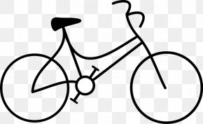 Bicycle Vector Free - Bicycle Cycling Free Content Clip Art PNG