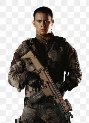 Channing Tatum - Channing Tatum G.I. Joe: Retaliation Duke General Joseph Colton Jinx PNG